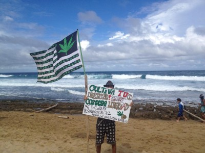 Why I Protest For Cannabis At The Beaches Of Puerto Rico