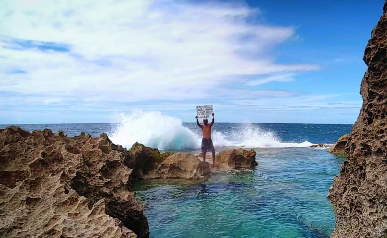 puerto rico tide pool