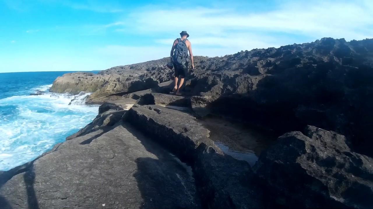 barefoor rocks