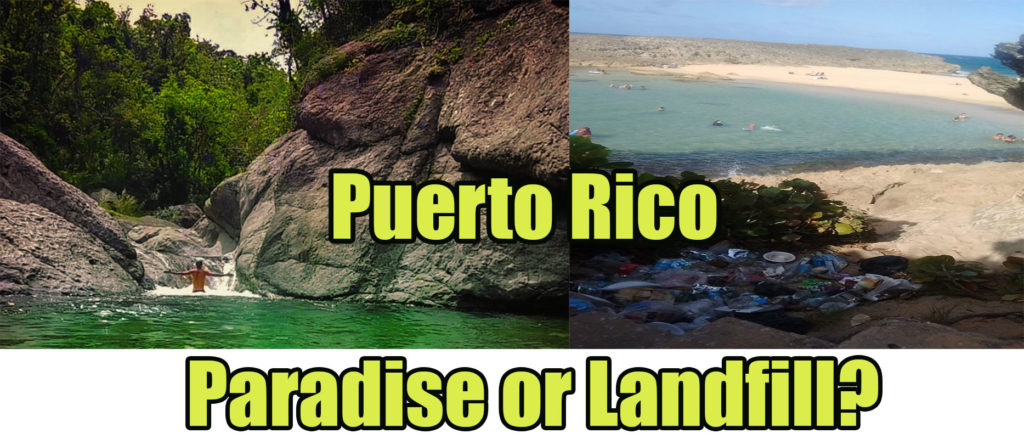 paradise or landfill