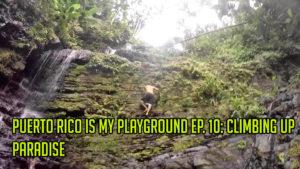 puerto rico is my playground climbing up paradise