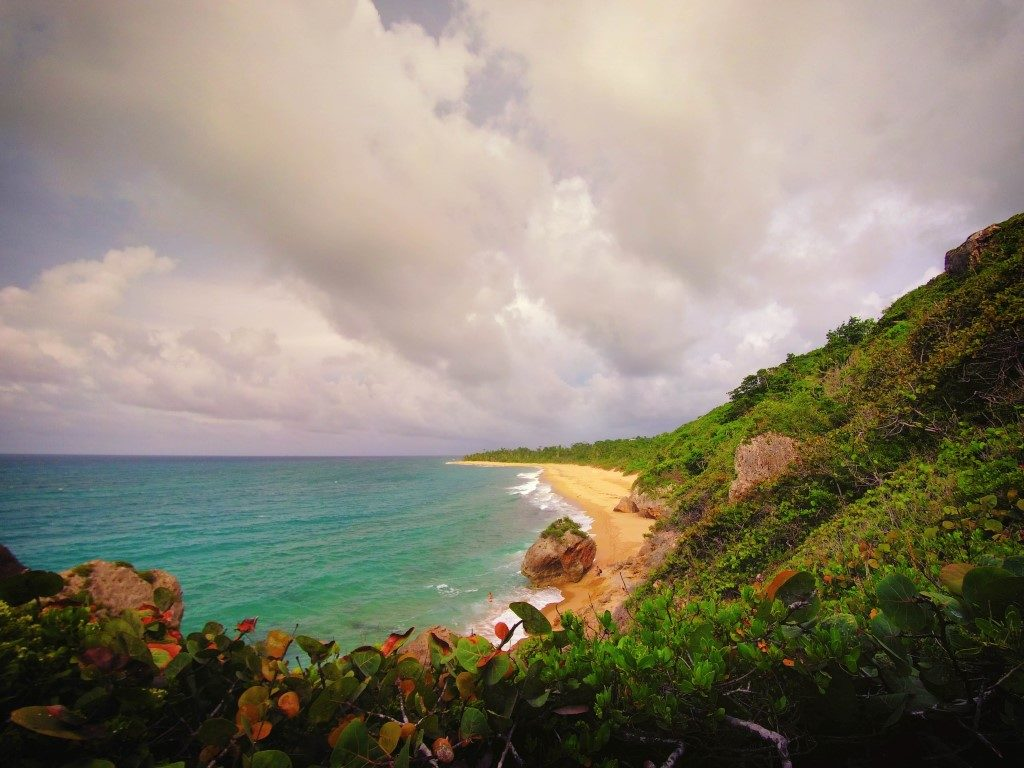 Why did i move to puerto rico beautiful beach aguadilla