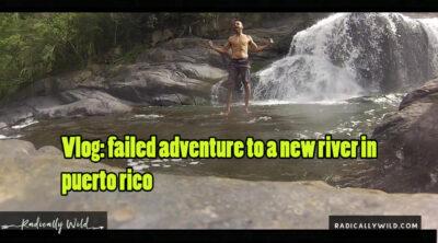 failed adventure puerto rico